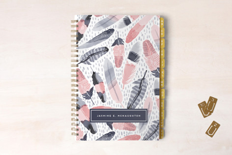 Feathers Dance Notebooks