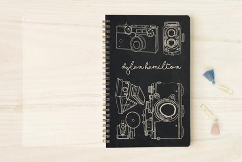 Vintage Cameras Notebooks