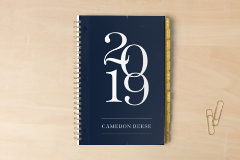 Bold Year Notebooks