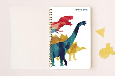 Dinosaur Stomp Notebooks