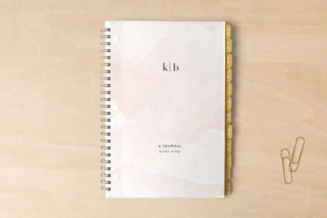 Initials Notebooks