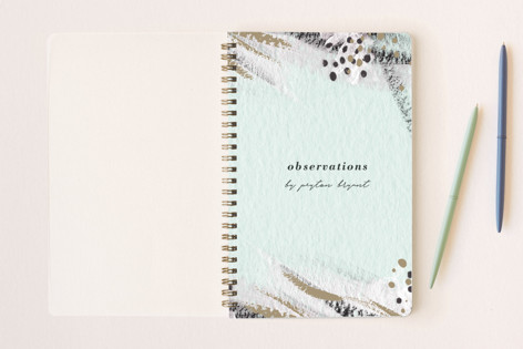 Abstract Observations Notebooks