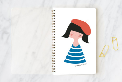 Madamoiselle Notebooks