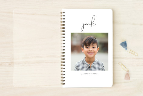 Just Me Notebooks