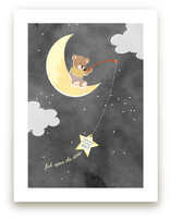 Fish Upon A Star Art Prints