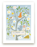 Celebrate Life Art Prints