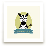 Zander's Zoo Art Prints