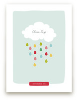 Raindrops Keep Falling Art Prints