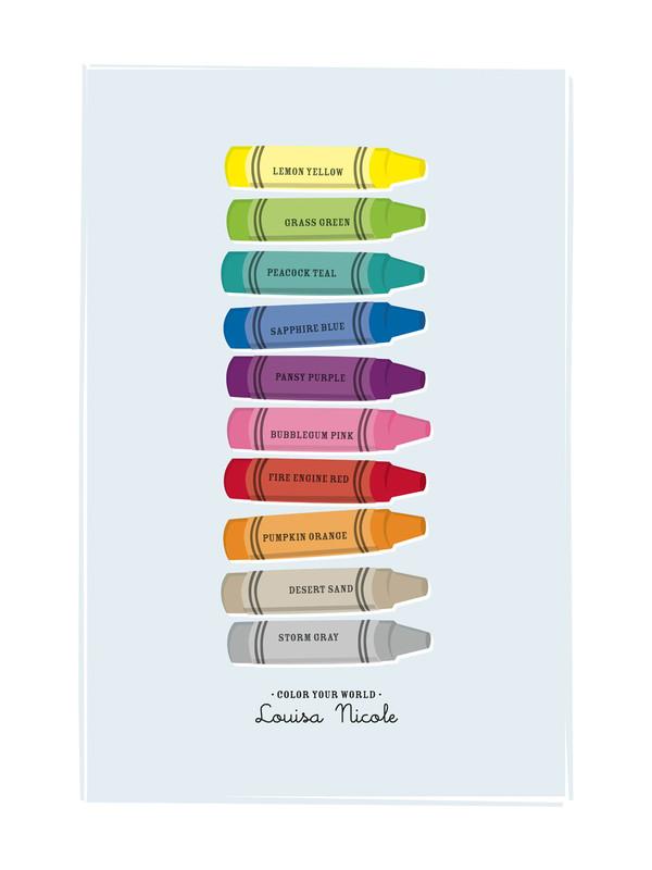 Color Your World   Ann Gardner
