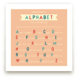 Alphabet for a Better L... by Serenity Avenue