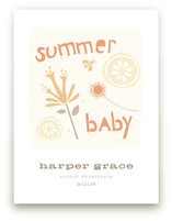 Summer Baby Art Prints