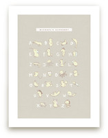 Mascarpone Art Prints