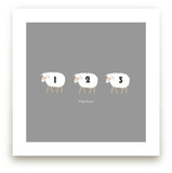 Sheep Dreams Art Prints