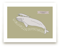 Deep as the Sea Art Prints