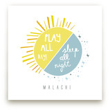 Play All Day, Sleep All... by Lisa Nelson