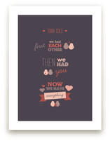 We Three Art Prints
