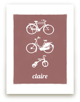 Bike Love Art Prints