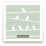 Birds of a Feather Flock Together Art Prints