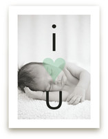 I Heart U Art Prints