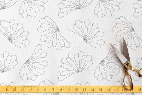 Petal Fan Fabric