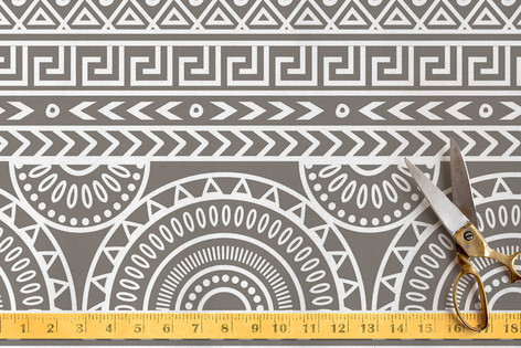 Tribal Mix Fabric