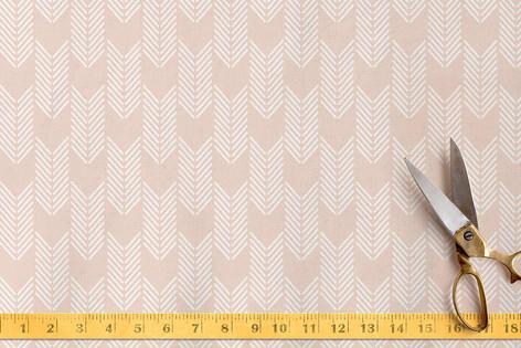 The Herringbone Stack Fabric
