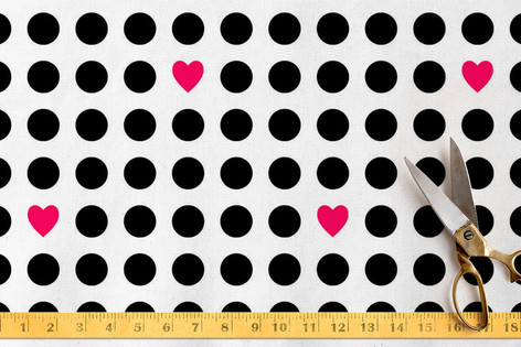 Love is in the Air Fabric