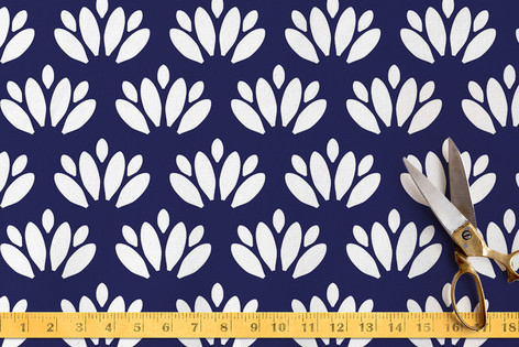 Lilly Garden Fabric