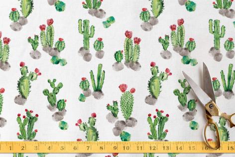 Cacti Landscape Fabric