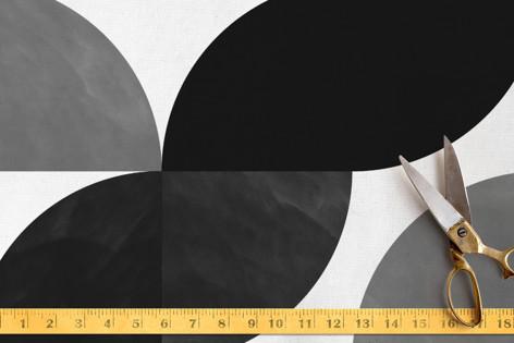 Mod Wedge Fabric