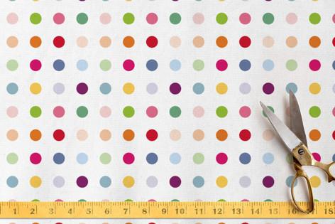 Confetti Fun Fabric