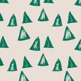 rustic triangles