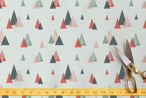 Enchanted Forest Fabric