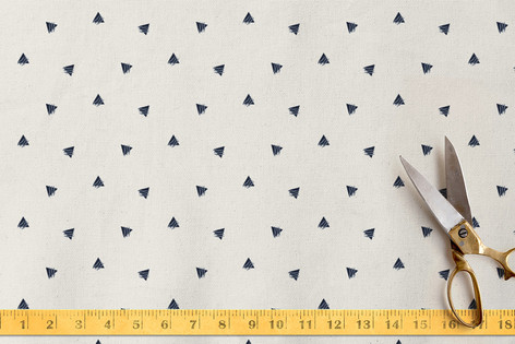 Stripes & Triangles Fabric