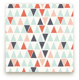 Little Pyramids Fabric