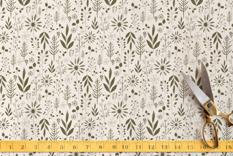 Twigs and Sprigs Fabric