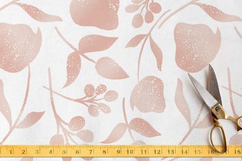 Soft Florals Fabric