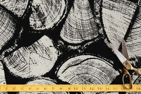 Lumberjack Stack Fabric
