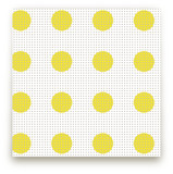 fun polka dot by Magdalena Earnest