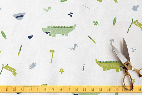 Amazon Adventure Fabric