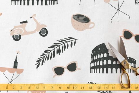 Rome Fabric
