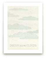 Above the Clouds Art Prints