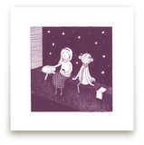 Star Gazers Art Prints