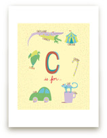 C if For Art Prints