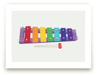Xylophone Art Prints