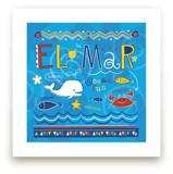 El Mar by Kimberly Schwede