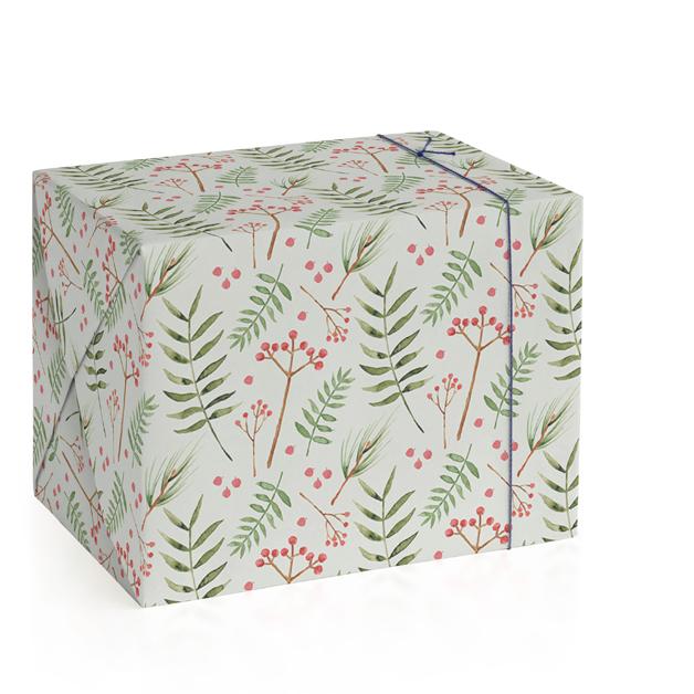 Floral Christmas by frau brandt