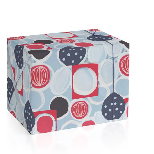 Ornaments in a Box by Deborah Velasquez