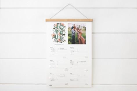 joyful always Hanging Bar Calendar