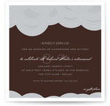 Pearls on a String Party Invitations